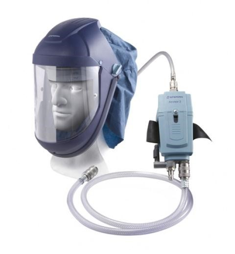 Honeywell Style Airvisor 2 MV Air Fed Mask Spray Painting Kit DV0021E